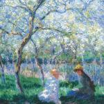 クロード・モネ / springtime,1886