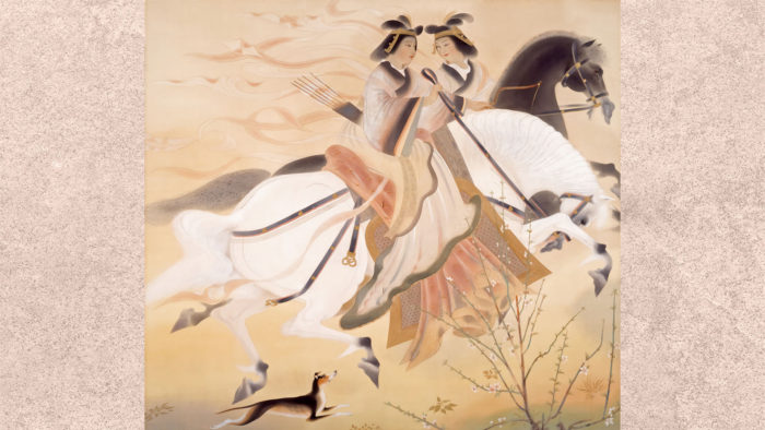 Domoto Insho - Shuryo 1920x1080