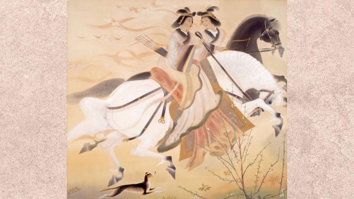 Domoto Insho - Shuryo 2560x1440