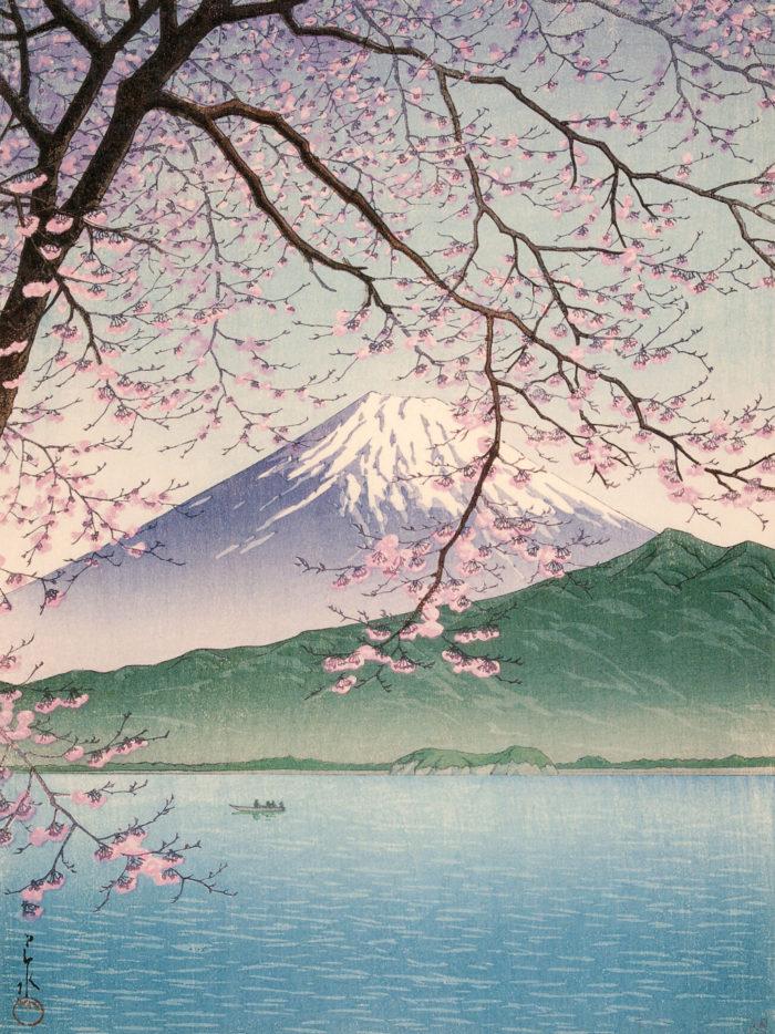 Kawase Hasui - Nishiizu kishou 2048x2732
